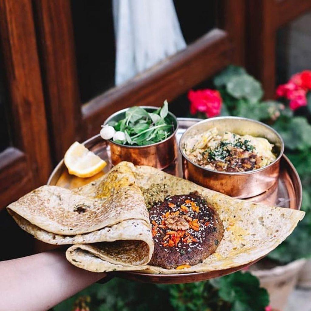 Beryan; Isfahan's Traditional Food