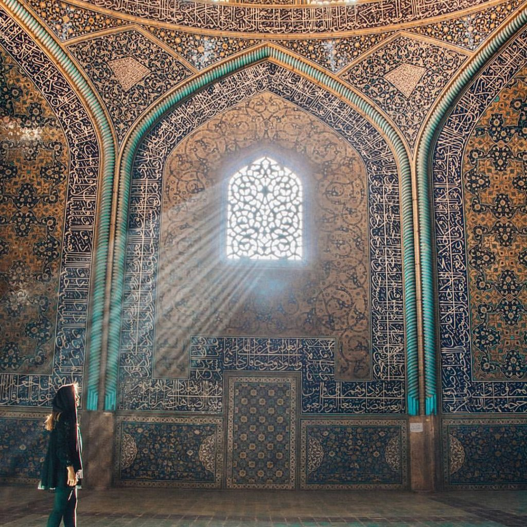 sheikh lotf olah mosque