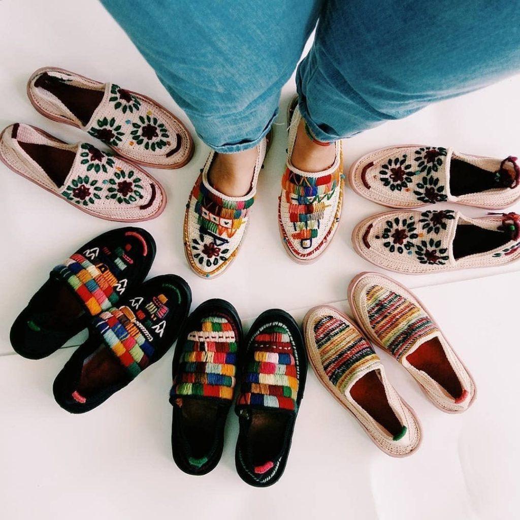 Giveh Traditional Persian Shoes