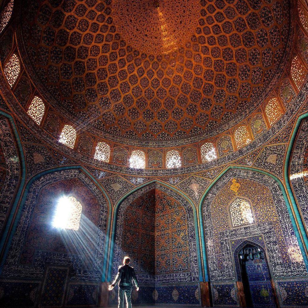 sheikh lotfolah mosque